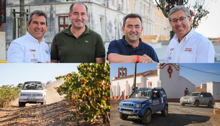 Story image for Passeio todo-o-terreno vai ligar Reguengos de Monsaraz a ... from Rádio Campanário